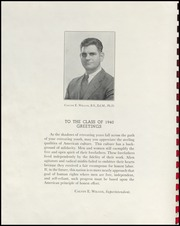 Page 4, 1940 Edition, Berlin High School - Lamp Yearbook (Berlin, CT) online yearbook collection