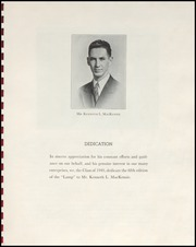 Page 5, 1940 Edition, Berlin High School - Lamp Yearbook (Berlin, CT) online yearbook collection
