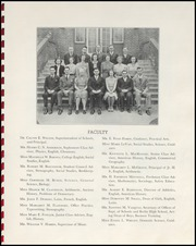 Page 7, 1940 Edition, Berlin High School - Lamp Yearbook (Berlin, CT) online yearbook collection