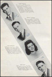 Page 12, 1942 Edition, Berlin High School - Lamp Yearbook (Berlin, CT) online yearbook collection
