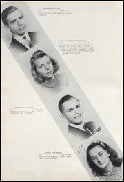 Page 16, 1942 Edition, Berlin High School - Lamp Yearbook (Berlin, CT) online yearbook collection