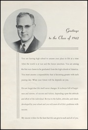 Page 6, 1942 Edition, Berlin High School - Lamp Yearbook (Berlin, CT) online yearbook collection