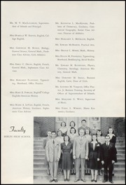 Page 9, 1942 Edition, Berlin High School - Lamp Yearbook (Berlin, CT) online yearbook collection