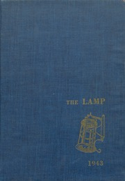 Berlin High School - Lamp Yearbook (Berlin, CT) online yearbook collection, 1943 Edition, Page 1