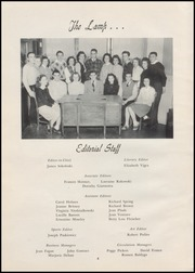 Page 10, 1946 Edition, Berlin High School - Lamp Yearbook (Berlin, CT) online yearbook collection