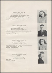 Page 13, 1946 Edition, Berlin High School - Lamp Yearbook (Berlin, CT) online yearbook collection
