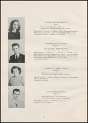 Page 14, 1946 Edition, Berlin High School - Lamp Yearbook (Berlin, CT) online yearbook collection