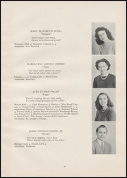 Page 15, 1946 Edition, Berlin High School - Lamp Yearbook (Berlin, CT) online yearbook collection