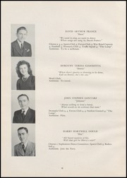 Page 16, 1946 Edition, Berlin High School - Lamp Yearbook (Berlin, CT) online yearbook collection