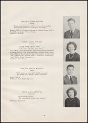 Page 17, 1946 Edition, Berlin High School - Lamp Yearbook (Berlin, CT) online yearbook collection
