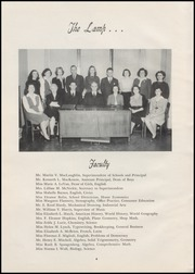 Page 8, 1946 Edition, Berlin High School - Lamp Yearbook (Berlin, CT) online yearbook collection