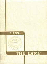 Page 1, 1957 Edition, Berlin High School - Lamp Yearbook (Berlin, CT) online yearbook collection