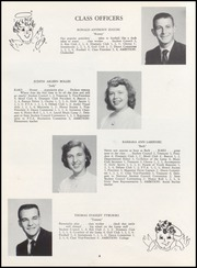 Page 10, 1957 Edition, Berlin High School - Lamp Yearbook (Berlin, CT) online yearbook collection