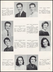 Page 11, 1957 Edition, Berlin High School - Lamp Yearbook (Berlin, CT) online yearbook collection