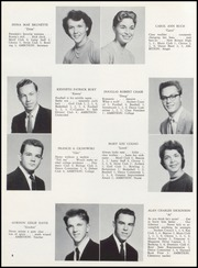 Page 12, 1957 Edition, Berlin High School - Lamp Yearbook (Berlin, CT) online yearbook collection