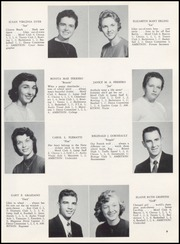 Page 13, 1957 Edition, Berlin High School - Lamp Yearbook (Berlin, CT) online yearbook collection