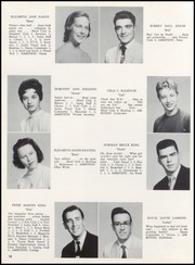 Page 14, 1957 Edition, Berlin High School - Lamp Yearbook (Berlin, CT) online yearbook collection