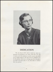 Page 6, 1957 Edition, Berlin High School - Lamp Yearbook (Berlin, CT) online yearbook collection