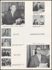 Page 7, 1957 Edition, Berlin High School - Lamp Yearbook (Berlin, CT) online yearbook collection