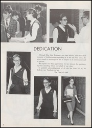 Page 6, 1968 Edition, Berlin High School - Lamp Yearbook (Berlin, CT) online yearbook collection