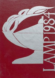 1984 Edition, Berlin High School - Lamp Yearbook (Berlin, CT)