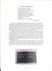 Page 11, 1951 Edition, Wilbur L Cross High School - Crossroads Yearbook (New Haven, CT) online yearbook collection