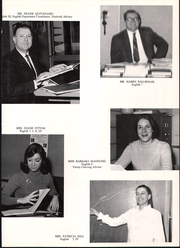 Page 17, 1970 Edition, RHAM High School - Triangle Yearbook (Hebron, CT) online yearbook collection