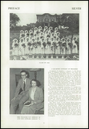 Page 12, 1951 Edition, Sacred Heart High School - Golden Book Yearbook (Waterbury, CT) online yearbook collection