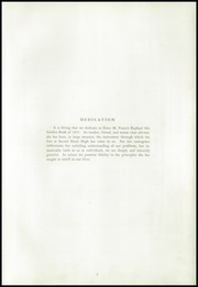 Page 7, 1951 Edition, Sacred Heart High School - Golden Book Yearbook (Waterbury, CT) online yearbook collection