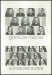 Page 9, 1951 Edition, Sacred Heart High School - Golden Book Yearbook (Waterbury, CT) online yearbook collection