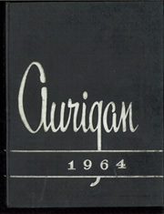 1964 Edition, Edgewood High School - Aurigan Yearbook (West Covina, CA)