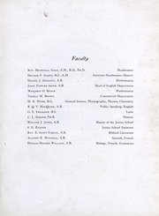 Page 13, 1925 Edition, Suffield High School - Kaleidoscope Yearbook (Suffield, CT) online yearbook collection