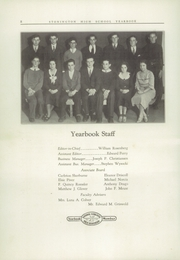 Page 10, 1933 Edition, Stonington High School - Pawmystonian Yearbook (Pawcatuck, CT) online yearbook collection