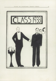 Page 13, 1933 Edition, Stonington High School - Pawmystonian Yearbook (Pawcatuck, CT) online yearbook collection