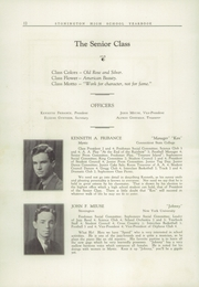 Page 14, 1933 Edition, Stonington High School - Pawmystonian Yearbook (Pawcatuck, CT) online yearbook collection