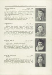 Page 15, 1933 Edition, Stonington High School - Pawmystonian Yearbook (Pawcatuck, CT) online yearbook collection