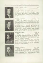 Page 16, 1933 Edition, Stonington High School - Pawmystonian Yearbook (Pawcatuck, CT) online yearbook collection