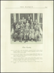 Page 11, 1936 Edition, Stonington High School - Pawmystonian Yearbook (Pawcatuck, CT) online yearbook collection