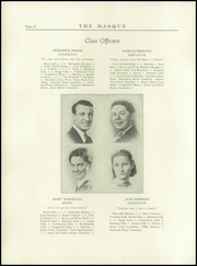 Page 14, 1936 Edition, Stonington High School - Pawmystonian Yearbook (Pawcatuck, CT) online yearbook collection