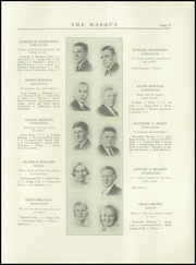 Page 15, 1936 Edition, Stonington High School - Pawmystonian Yearbook (Pawcatuck, CT) online yearbook collection