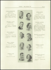 Page 17, 1936 Edition, Stonington High School - Pawmystonian Yearbook (Pawcatuck, CT) online yearbook collection
