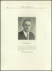 Page 6, 1936 Edition, Stonington High School - Pawmystonian Yearbook (Pawcatuck, CT) online yearbook collection