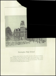Page 9, 1936 Edition, Stonington High School - Pawmystonian Yearbook (Pawcatuck, CT) online yearbook collection
