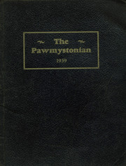 Stonington High School - Pawmystonian Yearbook (Pawcatuck, CT) online yearbook collection, 1939 Edition, Page 1