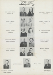 Page 10, 1941 Edition, Stonington High School - Pawmystonian Yearbook (Pawcatuck, CT) online yearbook collection