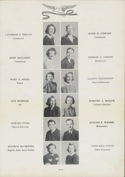 Page 11, 1941 Edition, Stonington High School - Pawmystonian Yearbook (Pawcatuck, CT) online yearbook collection