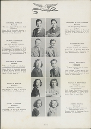 Page 15, 1941 Edition, Stonington High School - Pawmystonian Yearbook (Pawcatuck, CT) online yearbook collection