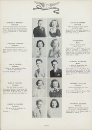 Page 16, 1941 Edition, Stonington High School - Pawmystonian Yearbook (Pawcatuck, CT) online yearbook collection