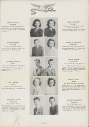 Page 17, 1941 Edition, Stonington High School - Pawmystonian Yearbook (Pawcatuck, CT) online yearbook collection