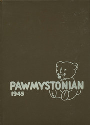 1945 Edition, Stonington High School - Pawmystonian Yearbook (Pawcatuck, CT)